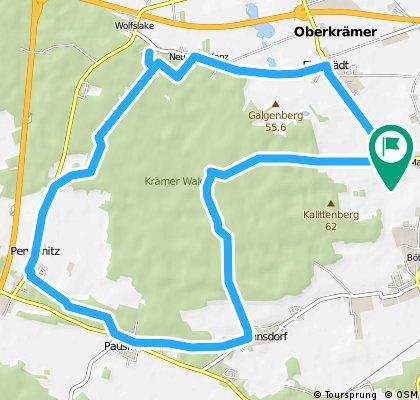 Krämerwaldradtour