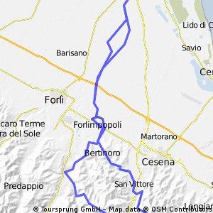 Mte Cavallo-Montevecchio-Villa Silvia