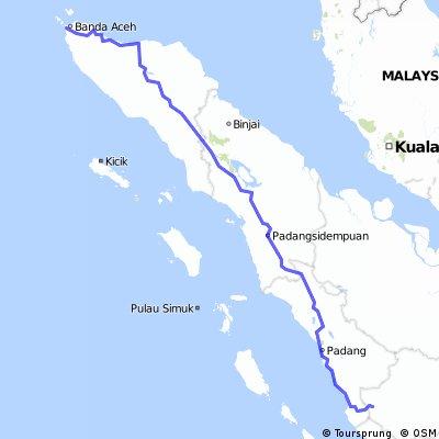 octobre 2012 a Sumatra