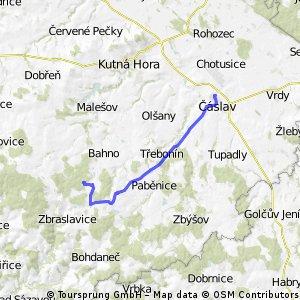 22 km Vidlák