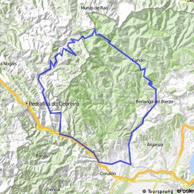 Falkenfels Bühlertal 5. Etappe: Balboa - Balboa