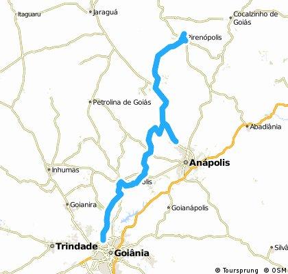 Trindade - Pirenópolis