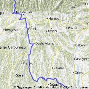 Ranca - Valea Oltetului - Dragasani in sept 2011