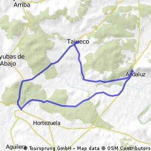 Tajueco-Andaluz (Camino del Duero)