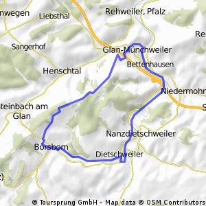 Borsborn Loop 1