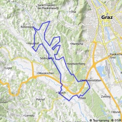 UP-Tobelbad-Hitendorf-Steinberg-Rohrbach-Altreiteregg-Lieboch-Dobl-UP