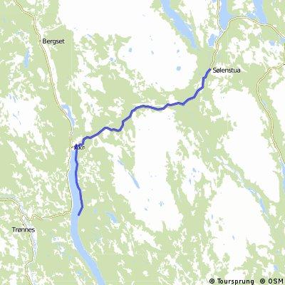 Storsjøen-Sølenstua
