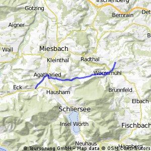 Hausham - Sonnenreuth