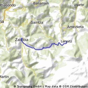 Zaldibia-Larraiz