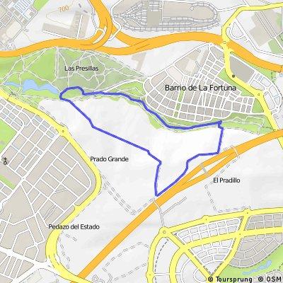"""Parque """"Butarque"""" en La Fortuna"""