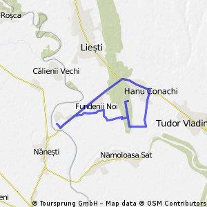 Geocache hunting #2 (Hanu Conachi - pod Nanesti)