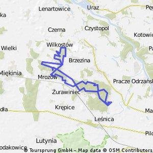 Bike Maraton 2012 Wrocław Medano 28 km