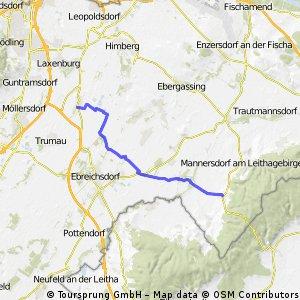 Münchendorf - Hof am Leithaberge