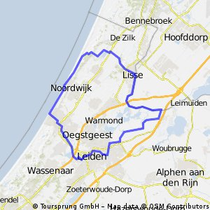 CYCLING THE RHINE: Route 01B