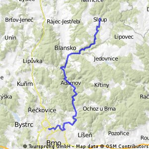 Sloup - Brno