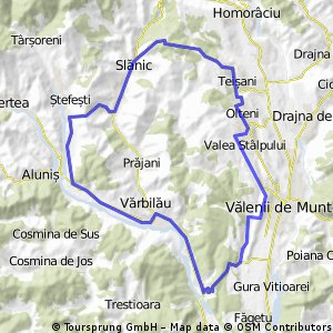 Circuit Valeni-Slanic CLONED FROM ROUTE 1453336