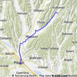 Pitesti - Barzesti