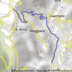 Cycling the Alps La Foce (0240m)
