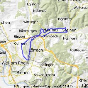 Tour 26.04.2012