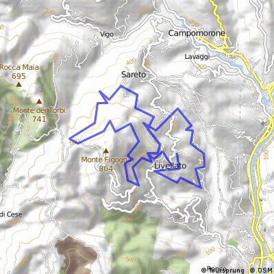 3° Tour Monte Figogna
