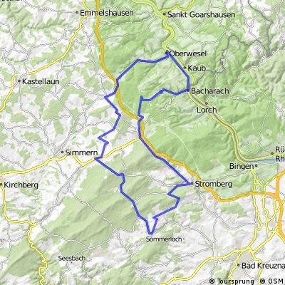 Tour 1 Hunsrück (Markus)