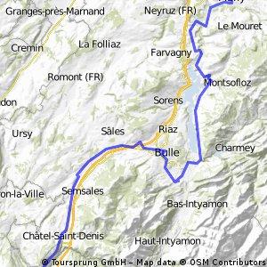Genusstour Fribourg-Vevey