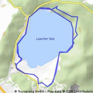 Easy Sonntagsrunde 2x um den Laacher See