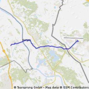 Vierlingsbeek - Weeze