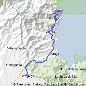 Cerbere-Vilajuiga