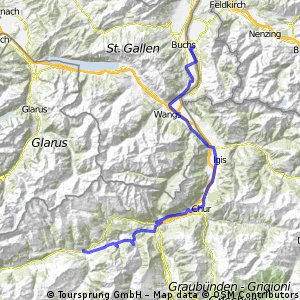 Rheinradtour Teil1/Etappe2