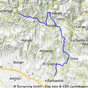 QDDA Pirineo en Ruta / Barbastro- Fiscal