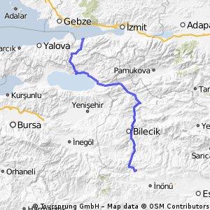 KM-Osmaneli-Bozuyuk