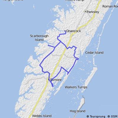 55-mile Le Tour de Shore