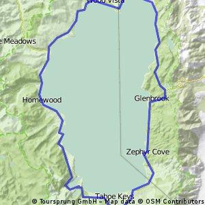 Tour of Lake Tahoe