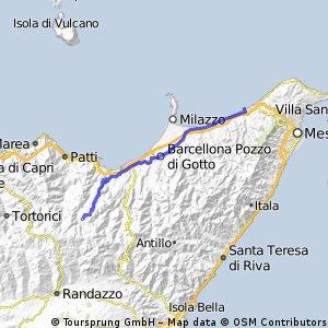 Rometta Marea - Montalbano