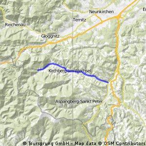 Feistritztaler Radweg