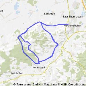 Doppelberg Hoheried-Freienhausen
