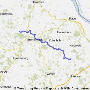 Ahrenswohlde - Neu Ebersdorf