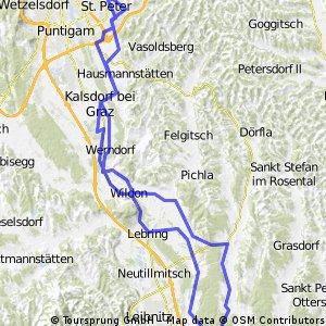 Waltendorf - St. Veit (flach)