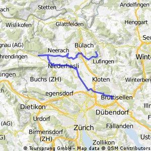 Dietlikon-Schöfflisdorf-Heidegg