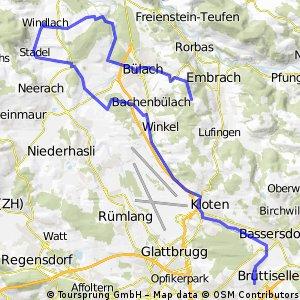 Dietlikon-Windlach-Heidegg