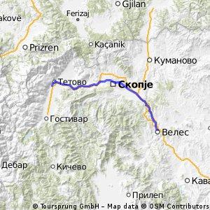 Veles-Tetovo