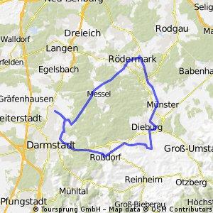 Arheilgen-Messel-Rödermark-Dieburg-Roßdorf_Arheilgen CLONED FROM ROUTE 885856