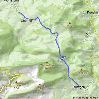 Cycling the Alps Benkerjoch (0674m)