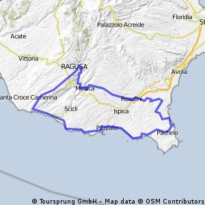 Marzamemi - Marina di Ragusa