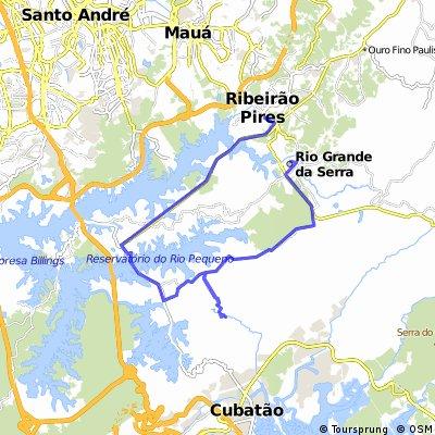 Circuito Trilha - Rio do Ouro e Mirante