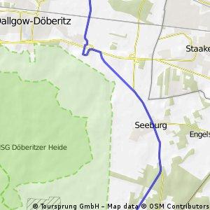 L20 hin und zurück (26 Km)