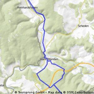 Hemeln - Steinberg