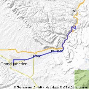 Grand Junction- Tunnel Loop
