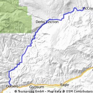 CO 1 - McCoy, CO